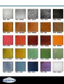 Torginol Metallic Pigment Chart