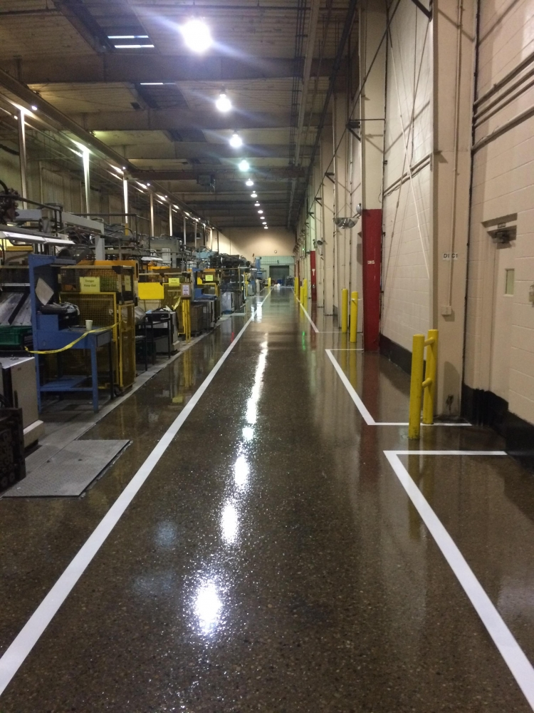 Quality Industrial Flooring