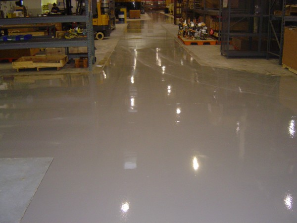 Industrial & Commercial Flooring